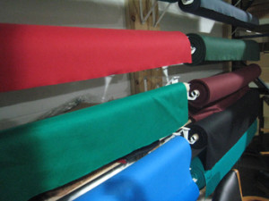 Fredericksburg pool table recovering table cloth colors