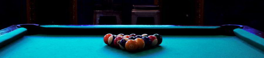 Fredericksburg pool table room sizes featured