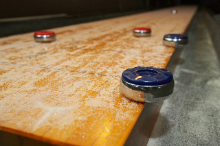 SOLO® Shuffleboard Movers Fredericksburg, Virginia.